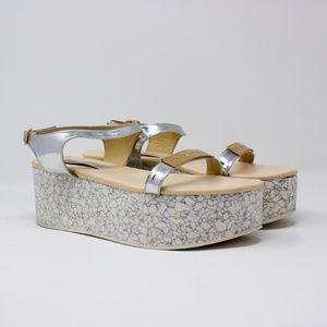 Stella McCartney Platform Sandals Women's Size 38